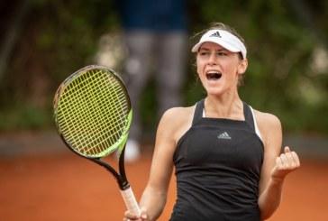 Ponturi Tamara Zidansek-Kaja Juvan tenis 8-iunie 2019 WTA Bol, Semifinale