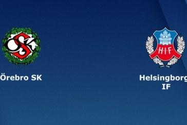 Ponturi Orebro-Helsingborg fotbal 28-iunie-2019 Allsvenskan