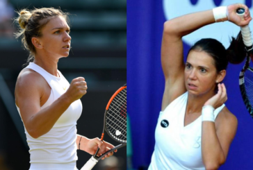 Ponturi S. Halep/I.R. Olaru-Ali. Rosolska/Z. Yang tenis 26-iunie-2019 WTA Eastbourne