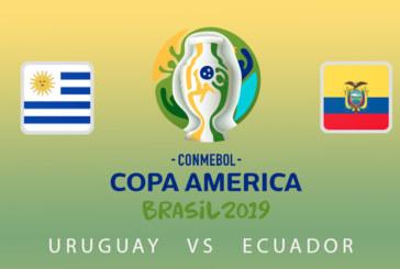 Ponturi Uruguay-Ecuador fotbal 17-iunie-2019 Copa America