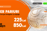 Cota zilei din fotbal de la Alyn – Vineri 26 Iulie – Cota 2.30 – Castig potential 230 RON