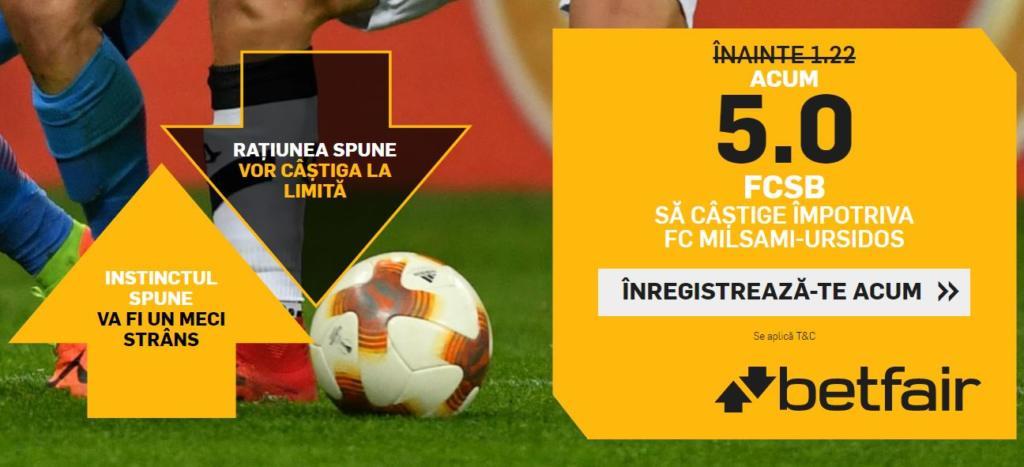 Biletul zilei fotbal COTA MARE – Joi 18 Iulie – Cota 115 – Castig potential 1433 RON