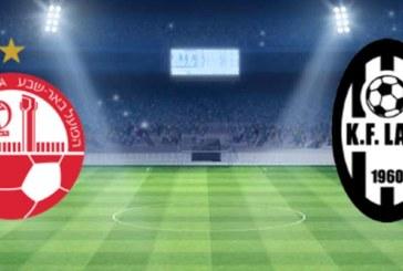 Ponturi Hapoel Beer Sheva vs Laci fotbal 18 iulie 2019 Europa League