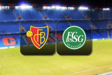 Ponturi Basel – St. Gallen fotbal 27-iulie-2019 Elvetia Super League