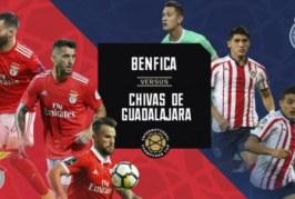 Ponturi Benfica – Chivas Guadalajara fotbal 20-iulie-2019 amical