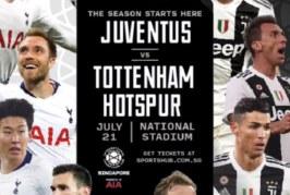 Ponturi Juventus – Tottenham fotbal 21-iulie-2019 amical