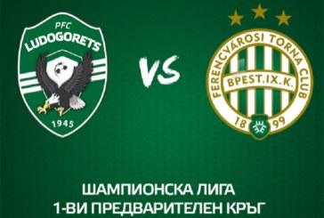 Ponturi Ludogorets – Ferencvaros fotbal 17-iulie-2019 Liga Campionilor