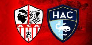 Ponturi Ajaccio vs Le Havre fotbal 26 iulie 2019 Ligue 2 Franta