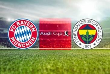 Ponturi Bayern Munchen-Fenerbahce fotbal 30-iulie-2019 Audi Cup