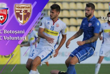 Ponturi FC Botosani-FC Voluntari fotbal 20-iulie-2019 Liga 1