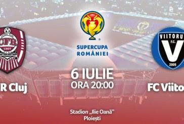 Ponturi CFR Cluj-Viitorul fotbal 6-iulie-2019 Supercupa Romaniei