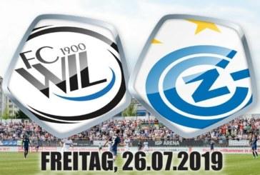 Ponturi FC Wil vs Grasshopper Zurich fotbal 26 iulie 2019 Challenge League Elvetia