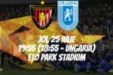 Ponturi Honved-Universitatea Craiova fotbal 25-iulie-2019 preliminarii Europa League