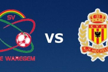 Ponturi Zulte Waregem vs Mechelen fotbal 27 iulie 2019 Pro League Belgia