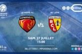 Ponturi Le Mans-Lens fotbal 27-iulie-2019 Ligue 2