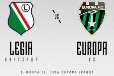 Ponturi Legia Varsovia vs Europa FC fotbal 18 iulie 2019 Europa League