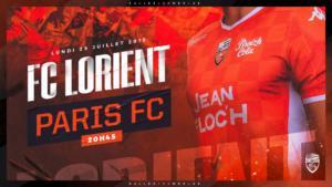 Ponturi Lorient-Paris FC fotbal 29-iulie-2019 Ligue 2
