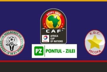 Ponturi Madagascar vs RD Congo fotbal 7 iulie 2019 Cupa Africii pe Natiuni