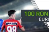 Pariaza pe FCSB sau Craiova si primesti 100 RON FREEBET de la NetBet!
