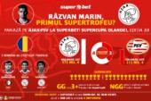 Razvan Marin – Supercupa Olandei – 26 Iulie 2019