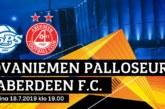 Ponturi fotbal Rovaniemi-Aberdeen 18-iulie-2019 Preliminarii Europa League