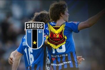 Ponturi Sirius vs Ostersunds fotbal 6 iulie 2019 Allsvenskan Suedia