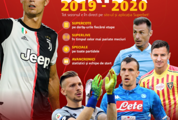 Start in Serie A – Cote si optiuni de senzatie la Superbet pentru noul sezon!