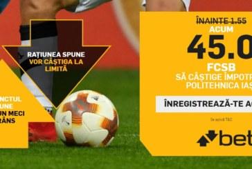Biletul zilei fotbal de la ERC – Duminica 18 August – Cota 5.06 – Castig potential 506 RON