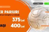 Biletul zilei din fotbal de la Alyn – Sambata 17 August – Cota 2.98 – Castig potential 298 RON