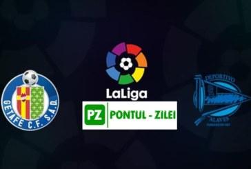 Ponturi Getafe vs Alaves fotbal 31 august 2019 La Liga Spania