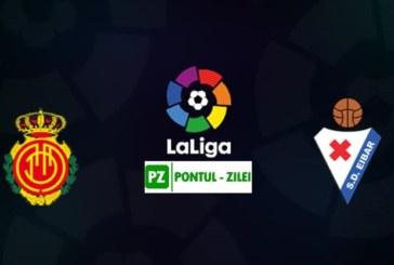 Ponturi Mallorca vs Eibar fotbal 17 august 2019 La Liga Spania