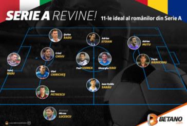 INFOGRAFIC: Românii în istoria Serie A