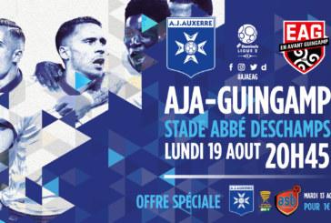 Ponturi Auxerre – Guingamp fotbal 19-august-2019 Franta Ligue 2