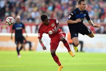 Ponturi Bayer 04 Leverkusen vs SC Paderborn 07 17-august-2019 Bundesliga
