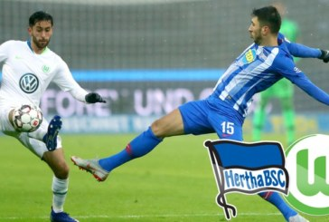Ponturi Hertha BSC vs VfL Wolfsburg 25-august-2019 Bundesliga