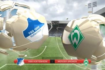 Ponturi Hoffenheim – Bremen fotbal 24-august-2019 Germania Bundesliga