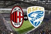 Ponturi Milan – Brescia fotbal 31-august-2019 Italia Serie A