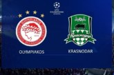 Ponturi Olympiacos – Krasnodar fotbal 21-august-2019 Liga Campionilor