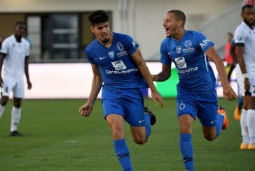Ponturi Bourg Peronnas-Red Star fotbal 13-august-2019 Coupe de la Ligue