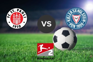Ponturi St. Pauli – Kiel fotbal 26-august-2019 Germania 2. Bundesliga