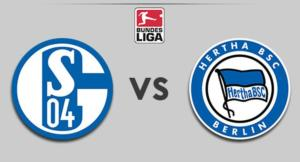 Ponturi Schalke vs Hertha Berlin fotbal 12 mai 2021 Bundesliga