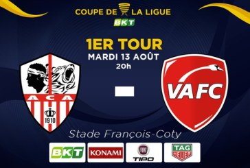 Ponturi Ajaccio-Valenciennes fotbal 13-august-2019 Cupa Ligii Franţei