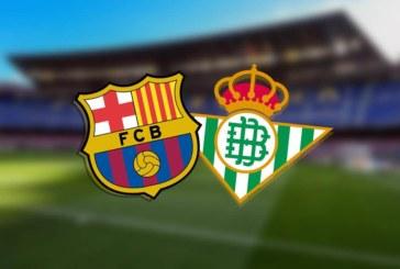 Ponturi Barcelona-Betis fotbal 25-august-2019 La Liga