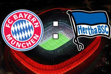 Ponturi Bayern Munchen-Hertha Berlin fotbal 16 august-2019 Bundesliga