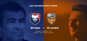 Ponturi Caen vs Lorient fotbal 5 august 2019 Ligue 2 Franta
