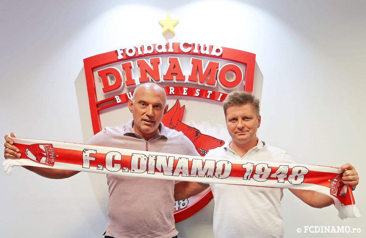Dinamo Dusan Uhrin
