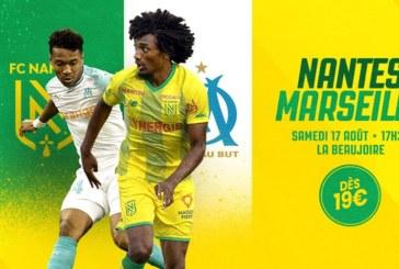 Ponturi Nantes-Marseille fotbal 17-august-2019 Ligue 1