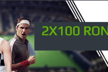 200 RON FREEBET la NetBet pe parcursul US Open
