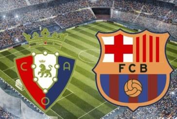 Ponturi Osasuna-Barcelona fotbal 31-august-2019 LaLiga