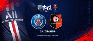 Ponturi PSG-Rennes fotbal 3-august-2019 Supercupa Frantei